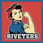 Avery, Brooke<br>White Lake Placid Set w/ Isobel Cup & End Racism Patch - PRE-ORDER<br>Metropolitan Riveters 2020-21<br>#16 Size:  XL
